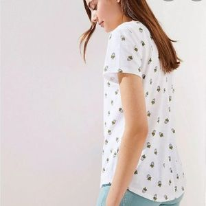 NWT Cute Potted Plant Short Sleeve Top